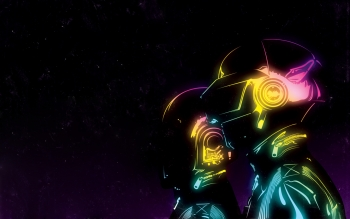 Musik - Daft Punk Wallpapers and Backgrounds ID : 36793