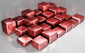 CGI - Cubes Wallpapers and Backgrounds ID : 37253