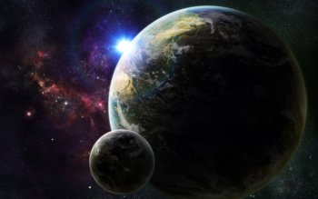 Sciencefiction - Planeten Wallpapers and Backgrounds ID : 39541