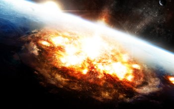 Sci Fi - Collision Wallpapers and Backgrounds ID : 39983