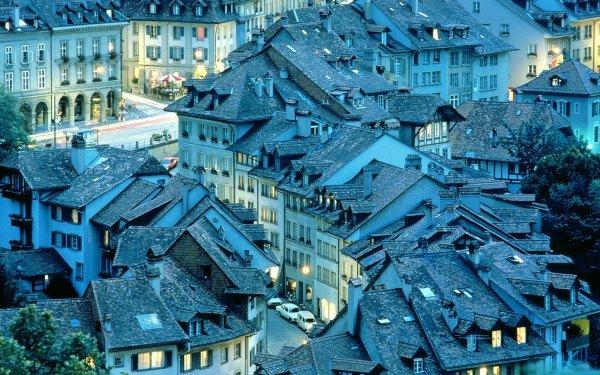 Man Made Bern Towns Switzerland HD Wallpaper | Background Image