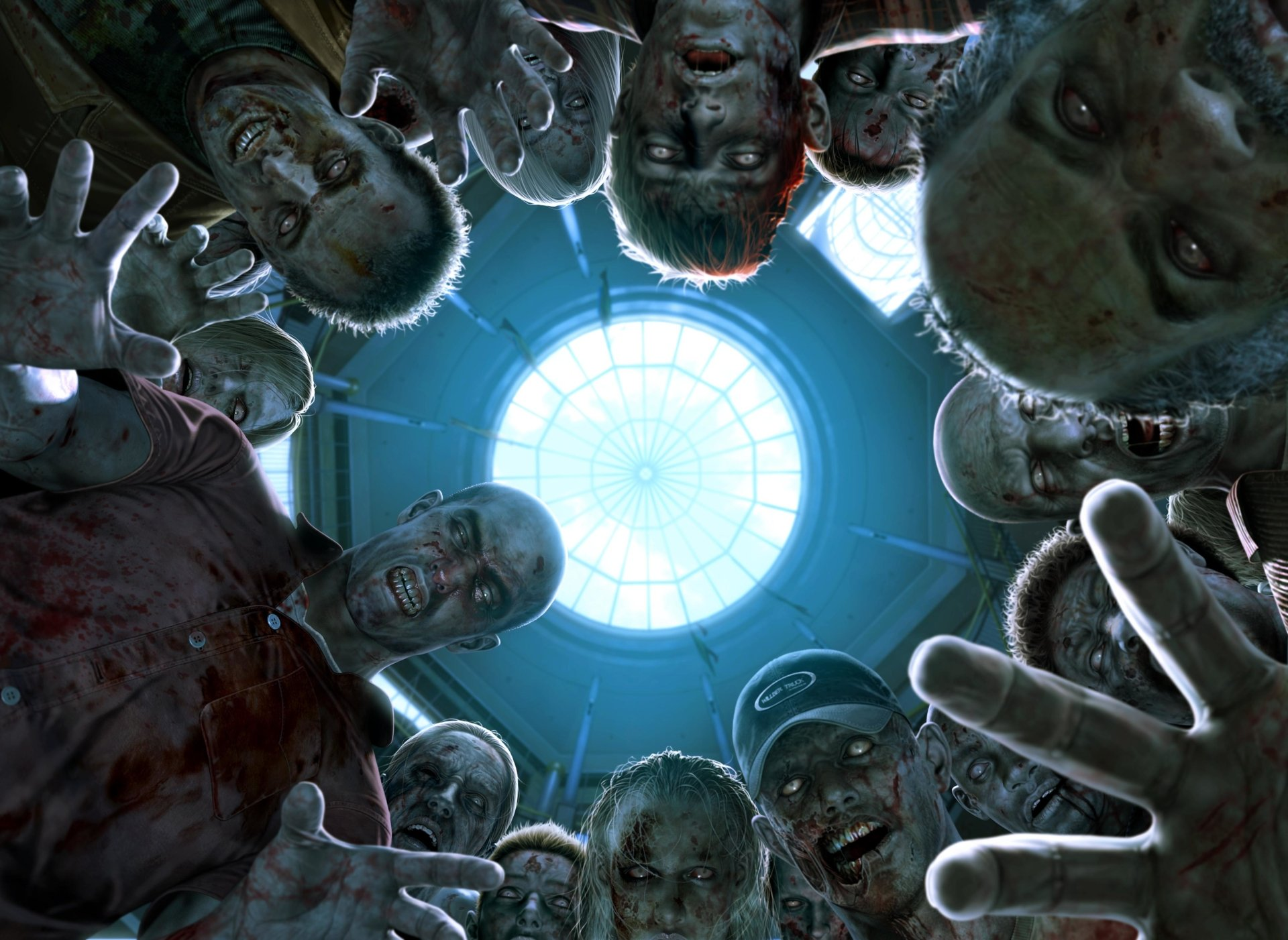 Video Game - Dead Rising  Lightning Resident Evil Wallpaper