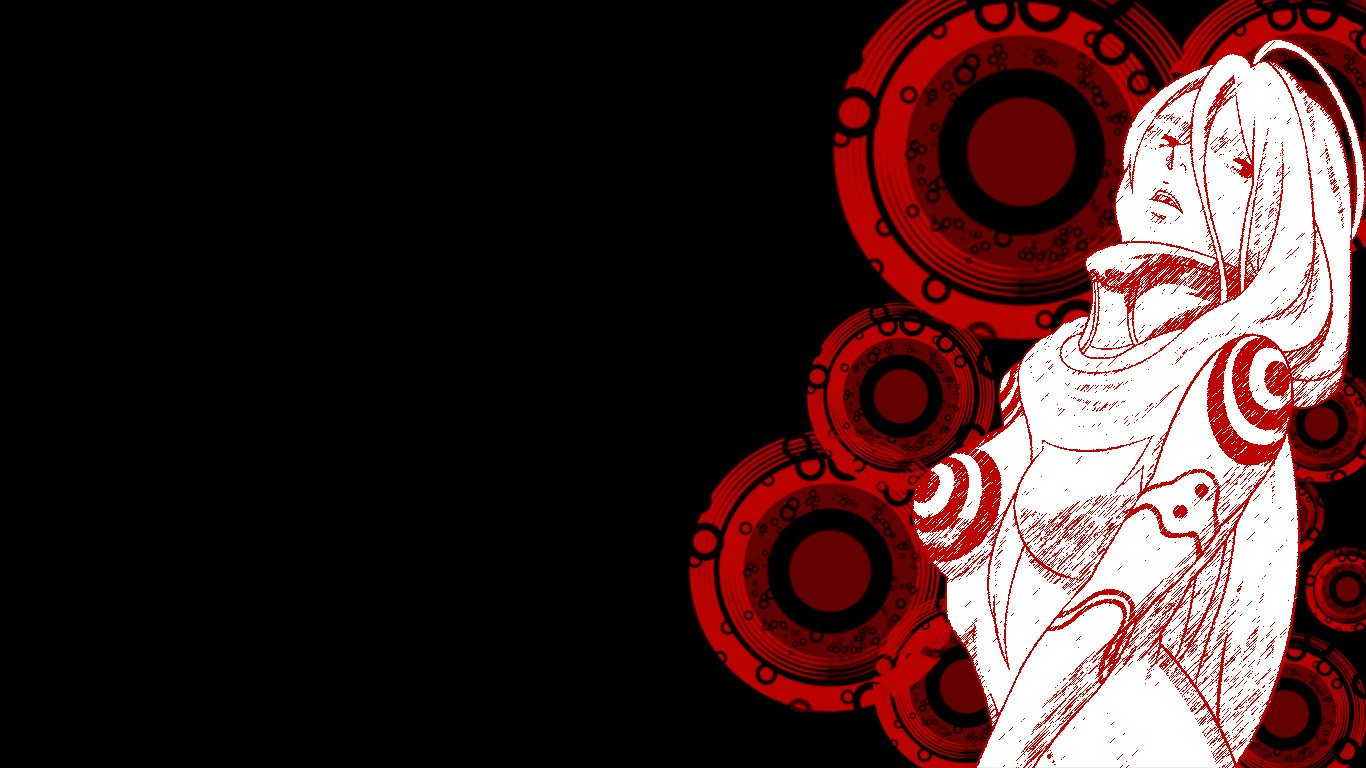 shiro deadman wonderland iphone wallpaper