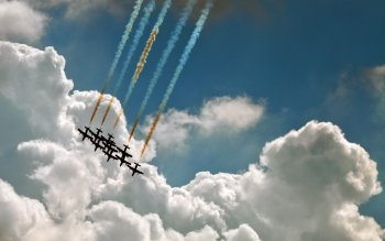 Militär - Air Show Wallpapers and Backgrounds ID : 433680
