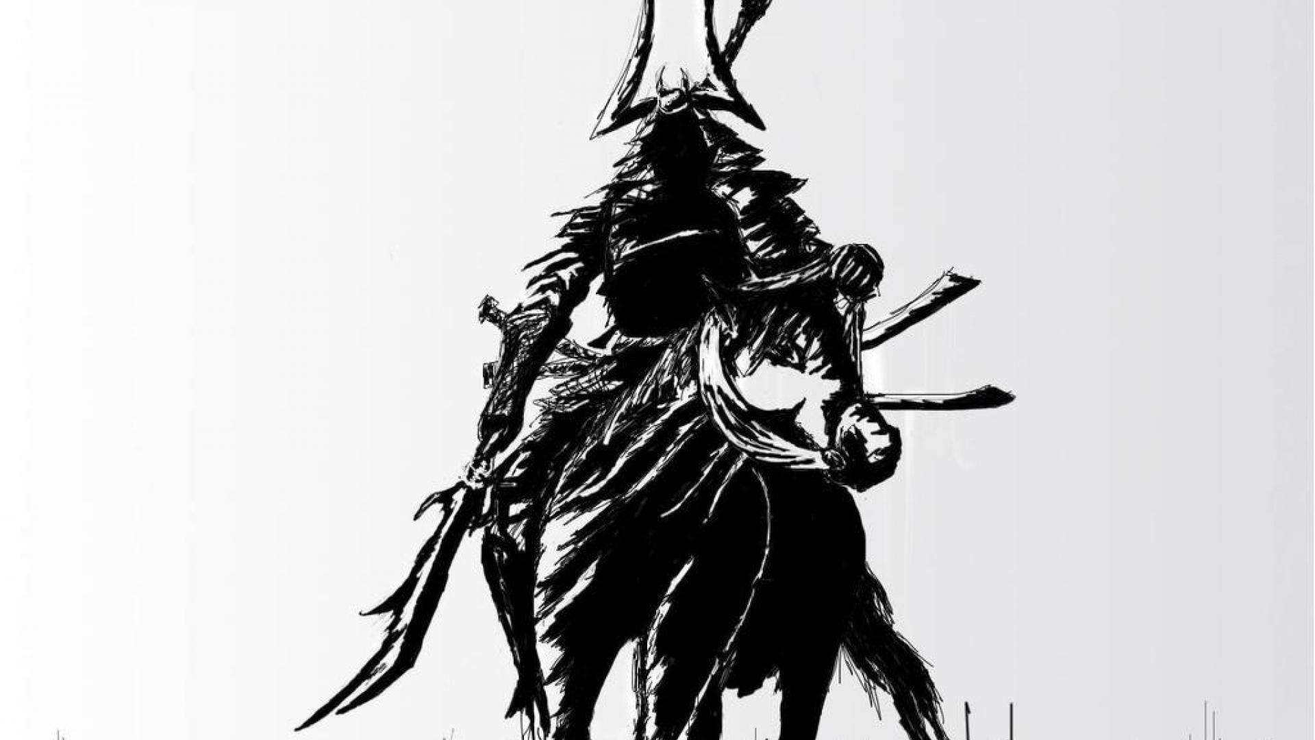 Samurai Hd Wallpaper Background Image 1920x1080 Id 434647