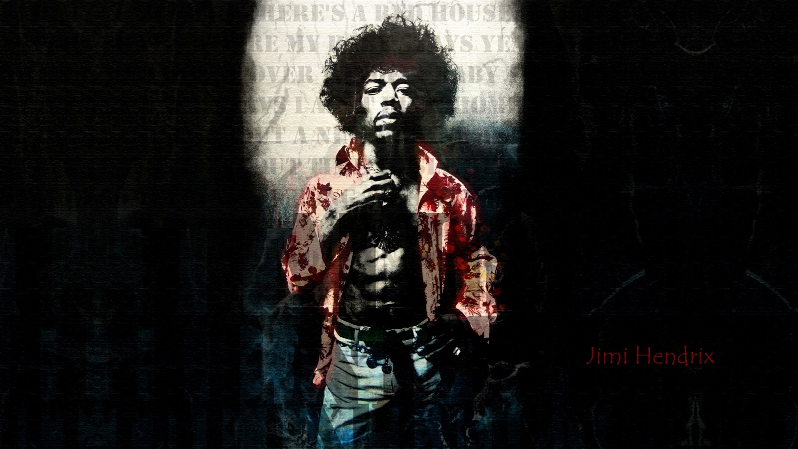 jimi hendrix wallpaper 10 - photo #6