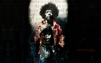 Music - Jimi Hendrix Wallpapers and Backgrounds ID : 434767