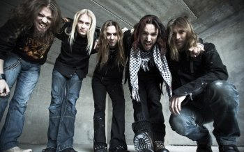 Muziek - Sonata Arctica Wallpapers and Backgrounds ID : 434965
