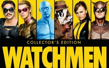 Film - Watchmen Wallpapers and Backgrounds ID : 435413