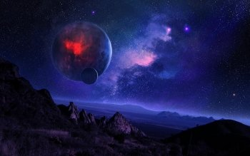 Sciencefiction - Landschap Wallpapers and Backgrounds ID : 435761
