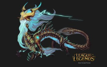 Video Game - League Of Legends Wallpapers and Backgrounds ID : 436802