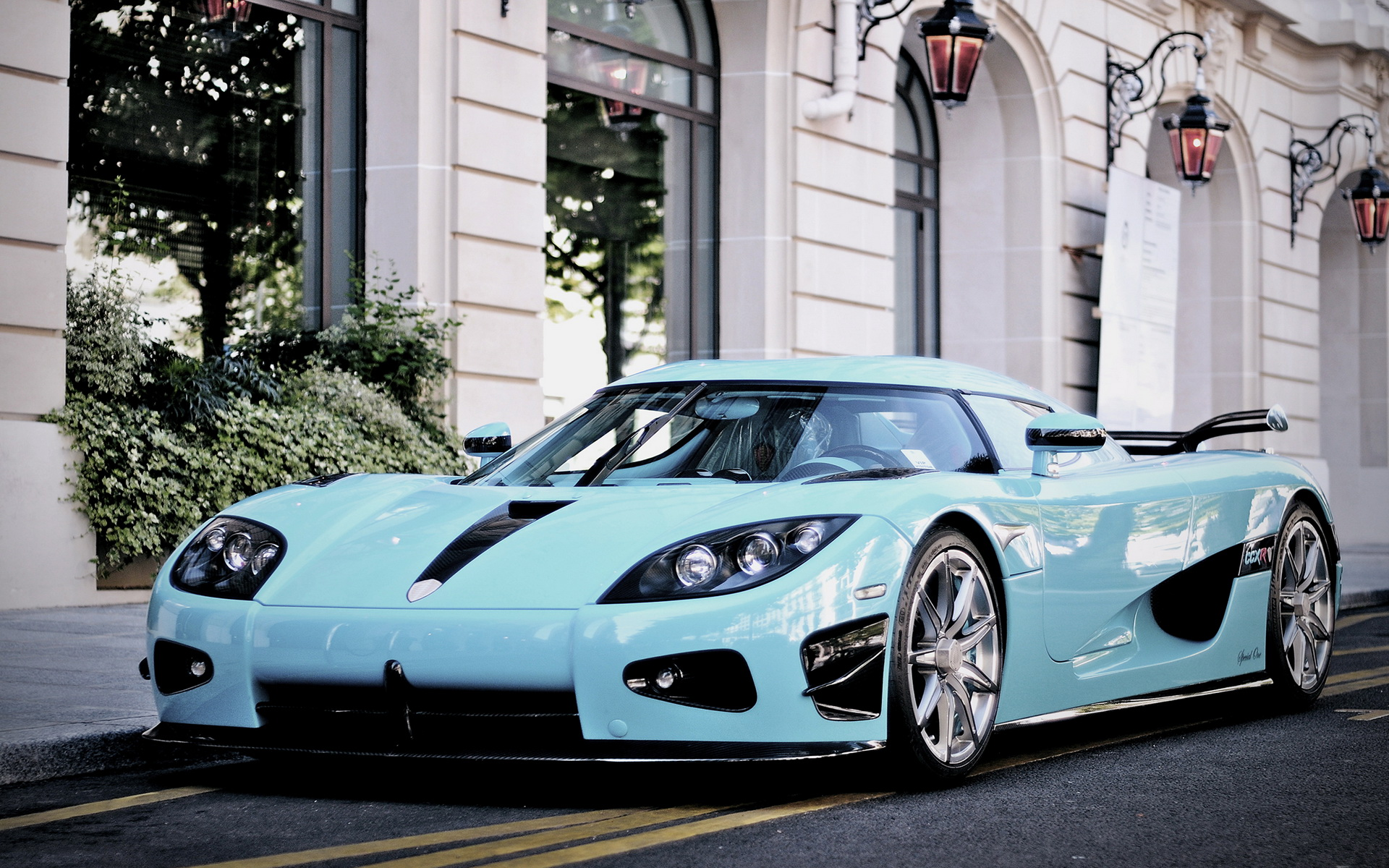 Koenigsegg Agera HD Wallpaper