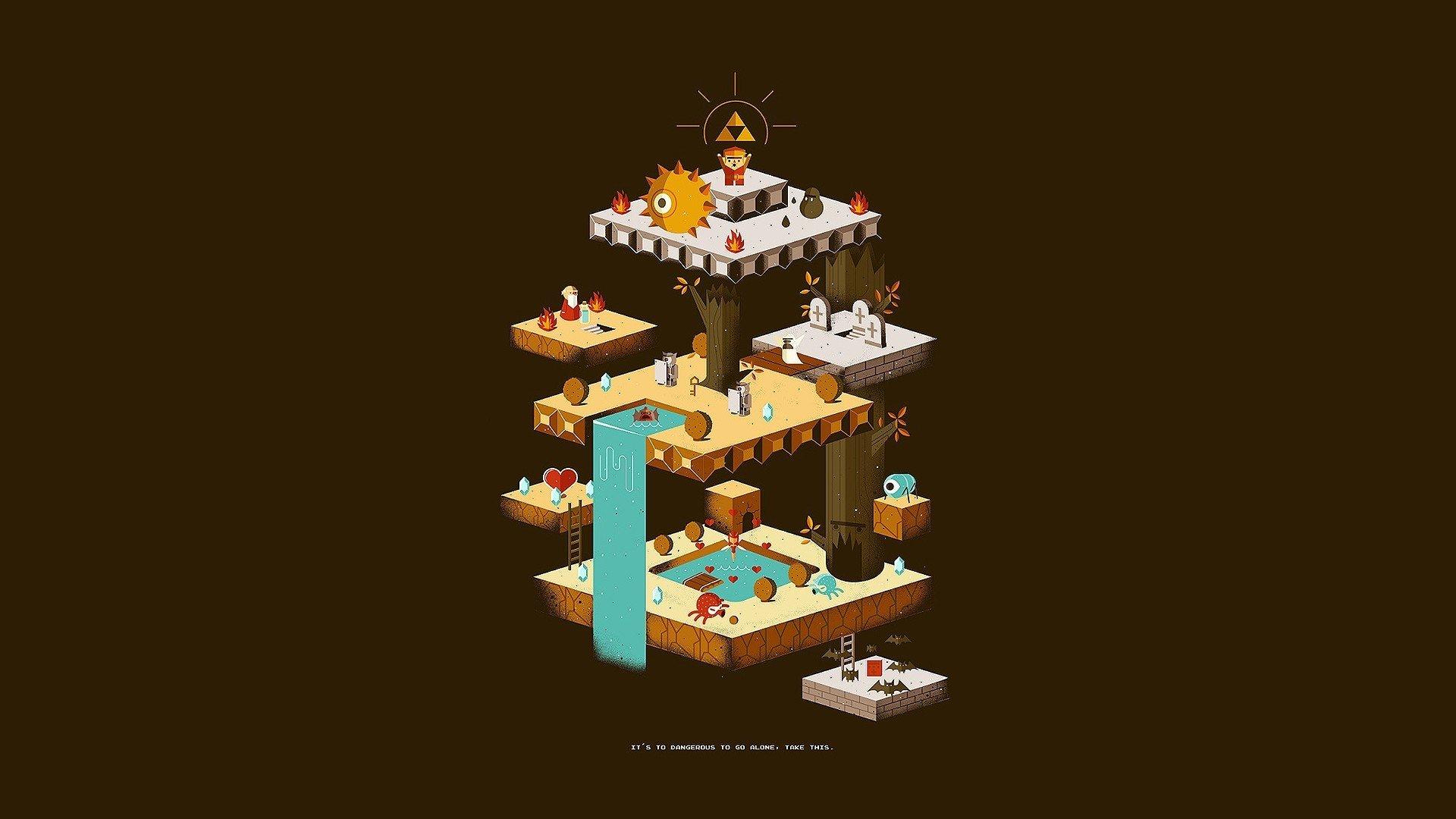 The Legend Of Zelda Hd Wallpaper Background Image 1920x1080
