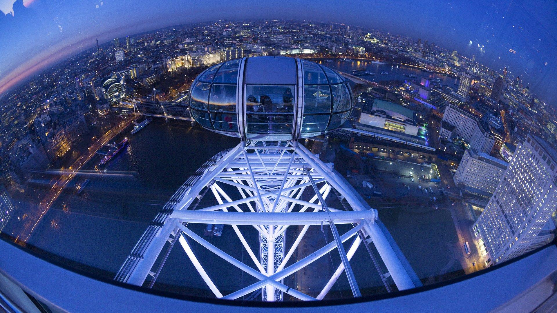 Construction Humaine - Londres  Fond d'écran