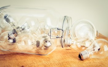 Man Made - Lightbulb Wallpapers and Backgrounds ID : 437807