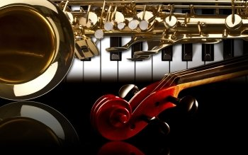 Musik - Instrument Wallpapers and Backgrounds ID : 437902