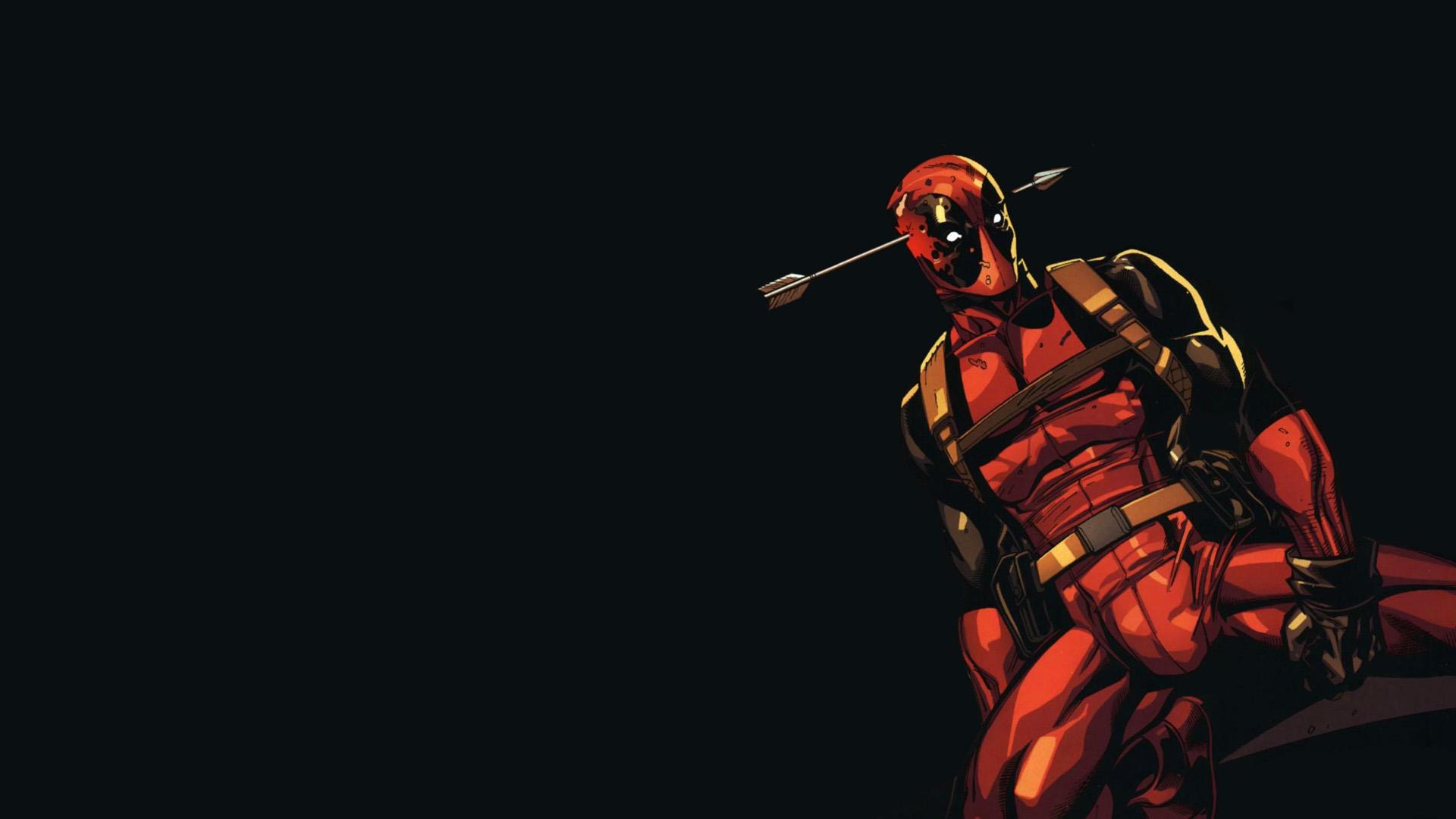 10 Latest Video Game Wallpapers 2560x1440 Full Hd 1080p: Deadpool HD Wallpaper