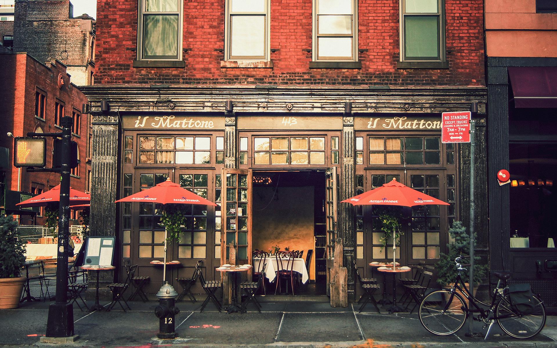 Tuscany Restaurant New York