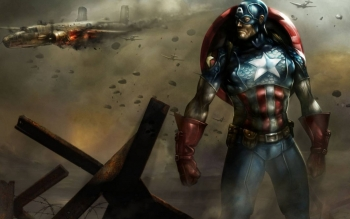 Comics - Captain America Wallpapers and Backgrounds ID : 438482