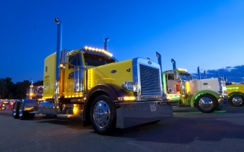 Fahrzeuge - Peterbilt Wallpapers and Backgrounds ID : 438520