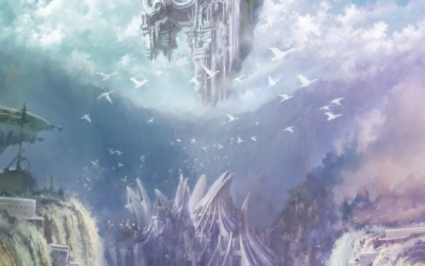 Video Game Aion HD Wallpaper   Background Image