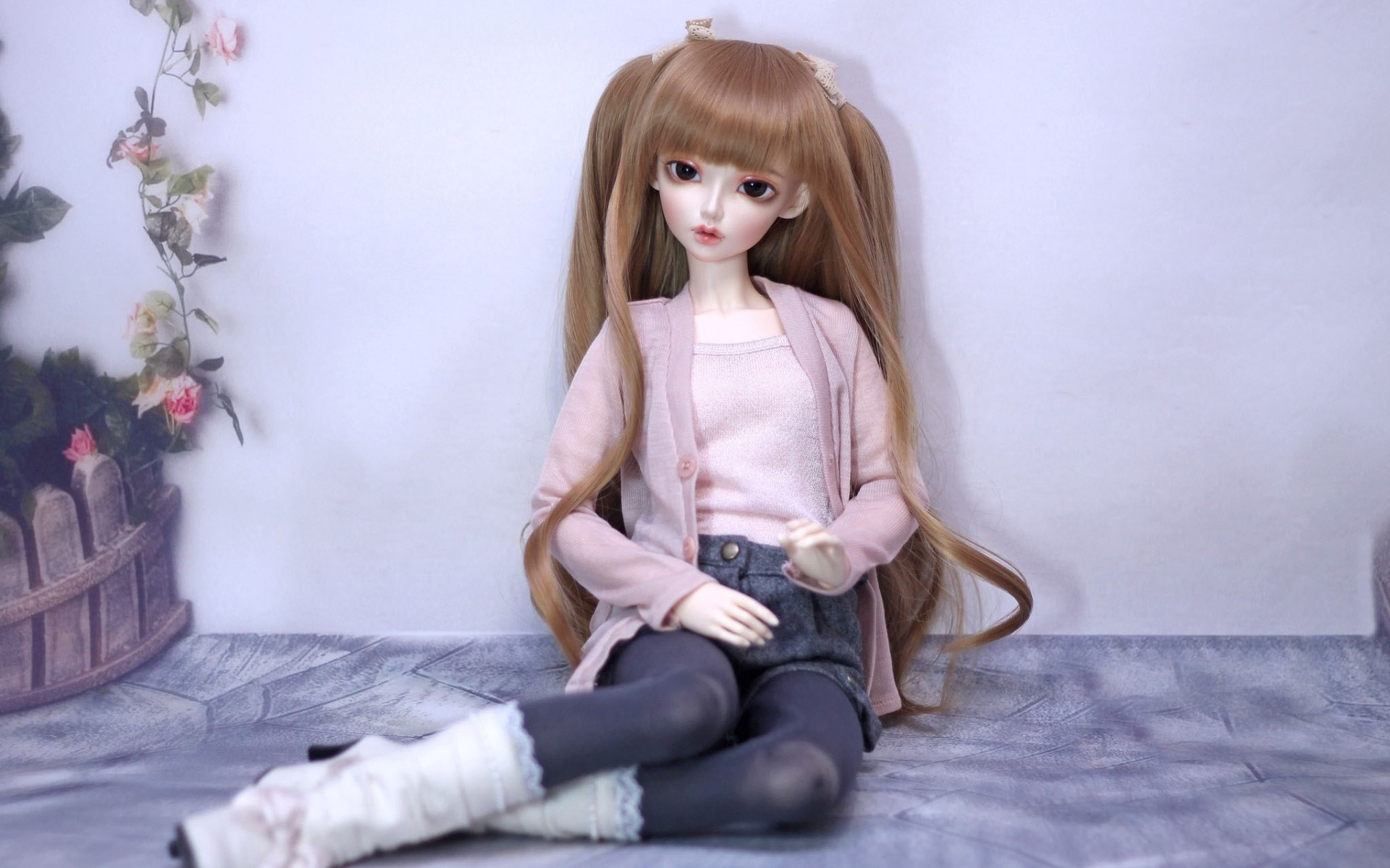 Doll Hd Wallpaper Background Image 1920x1200 Id 439411