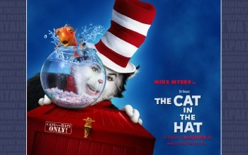 Película - Dr Seuss:the Cat In The Hat Wallpapers and Backgrounds ID : 439011