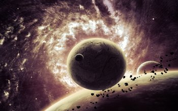 Science-Fiction - Planeten Wallpapers and Backgrounds ID : 439163