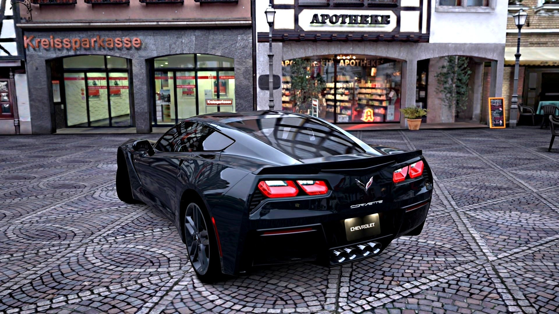 15 Chevrolet Corvette Stingray HD Wallpapers