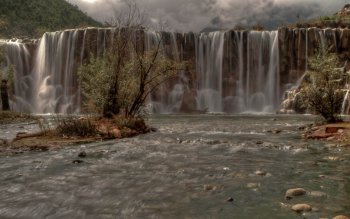 Erde - Wasserfall Wallpapers and Backgrounds ID : 440191