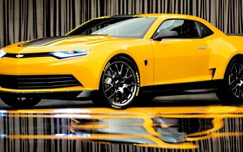 Fahrzeuge - Chevrolet Camaro Wallpapers and Backgrounds ID : 440273
