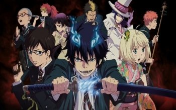 Anime - Ao No Exorcist Wallpapers and Backgrounds ID : 440807