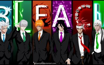 Anime - Bleach Wallpapers and Backgrounds ID : 441103