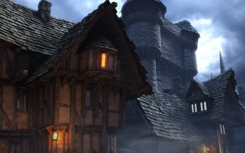 Fantasy - City Wallpapers and Backgrounds ID : 442082