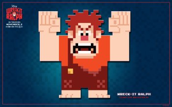 Movie - Wreck-it Ralph Wallpapers and Backgrounds ID : 442410