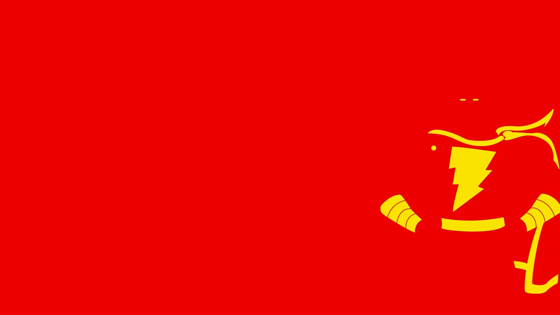 Shazam Hd Wallpaper Background Image 1920x1080 Id 443632
