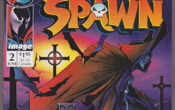 Комиксы - Spawn Wallpapers and Backgrounds ID : 443069