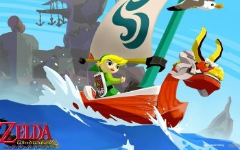 Video Game - The Legend Of Zelda: The Wind Waker Hd Wallpapers and Backgrounds ID : 443323
