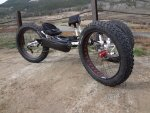 Preview Bomber RS Offroad Handcycle