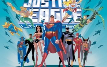 Cartoon - Justice League Unlimited Wallpapers and Backgrounds ID : 444666