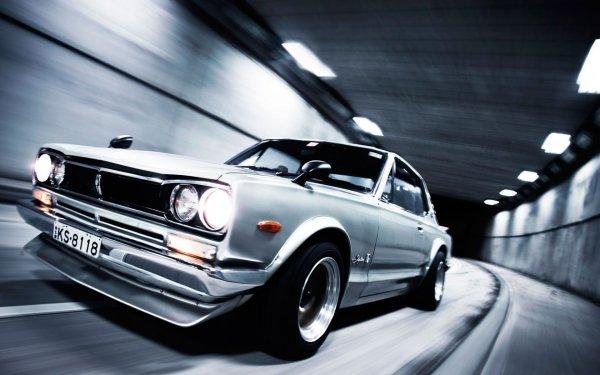 Vehicles Nissan Skyline GT-R Nissan HD Wallpaper   Background Image