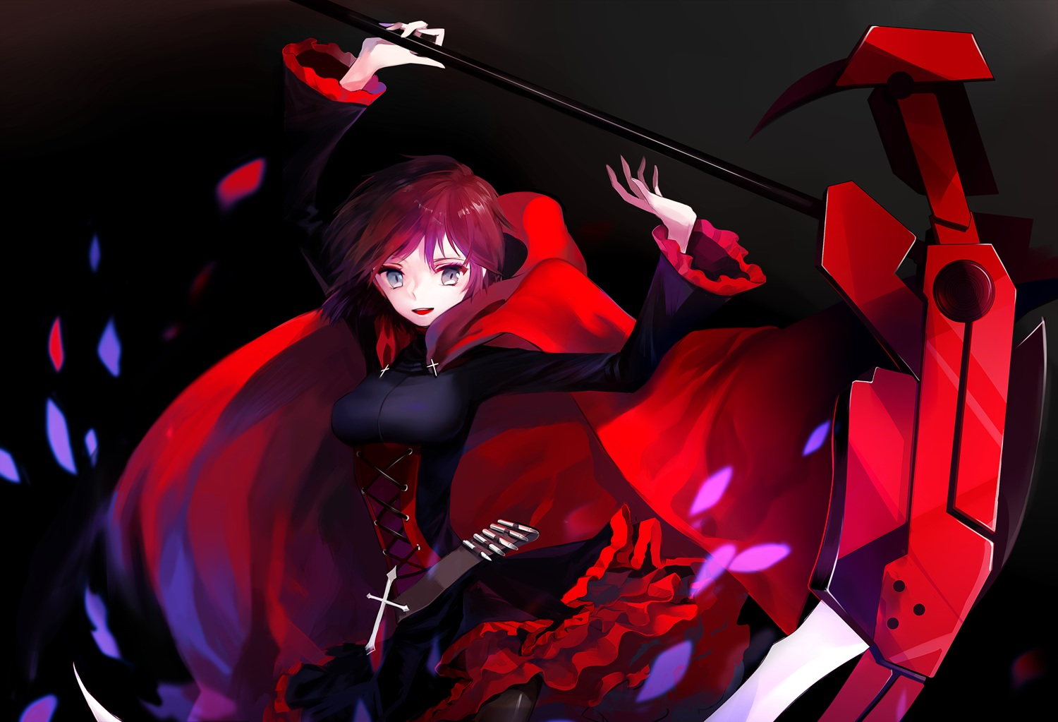 Ruby Rose Wallpaper And Background Image