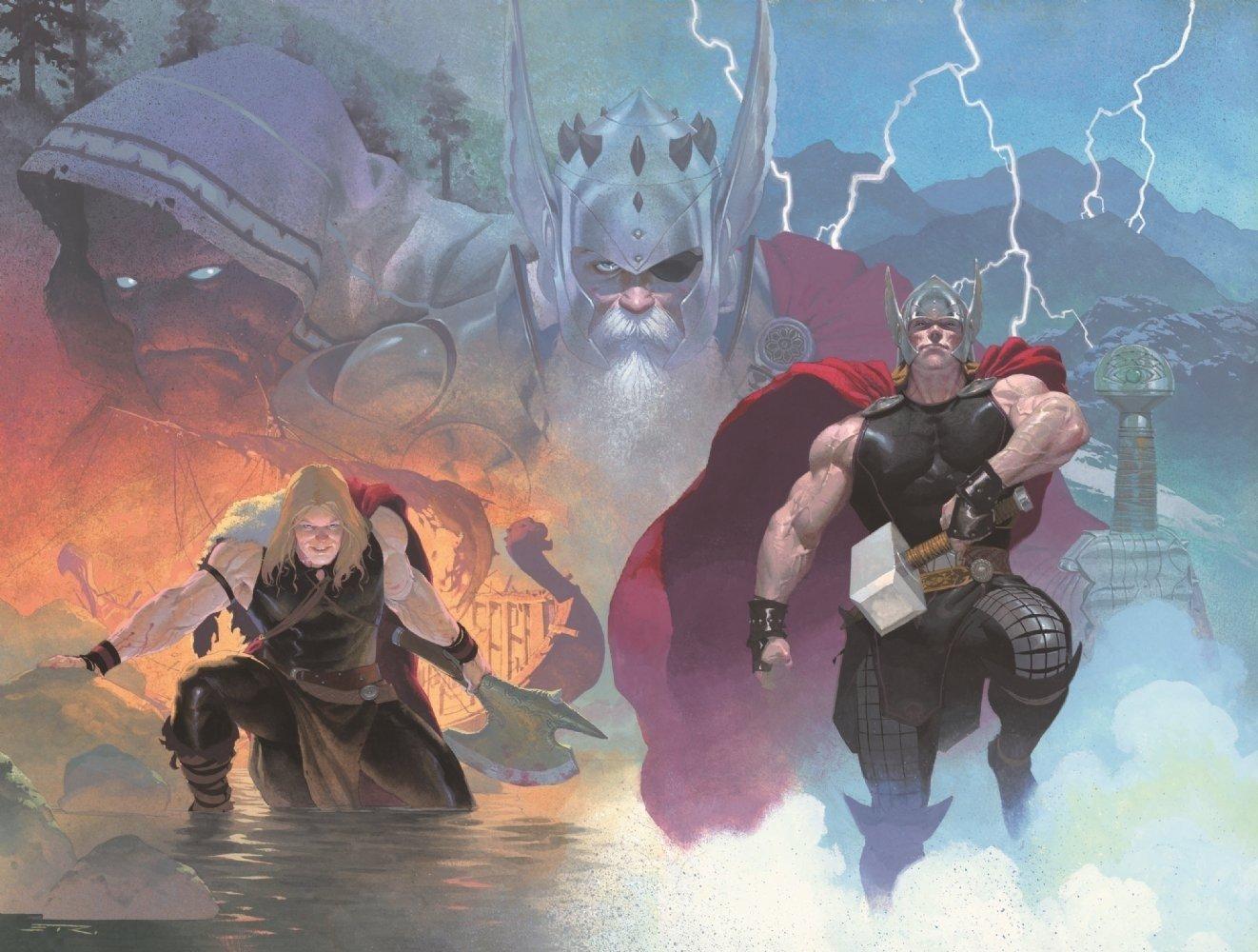 Image result for thor god of thunder