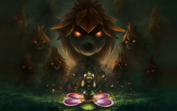 Video Game - The Legend Of Zelda: Majora's Mask Wallpapers and Backgrounds ID : 445223