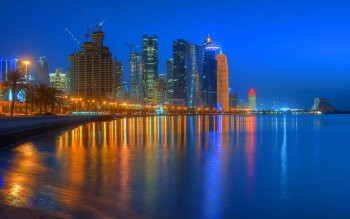 Man Made - Doha Wallpapers and Backgrounds ID : 445421