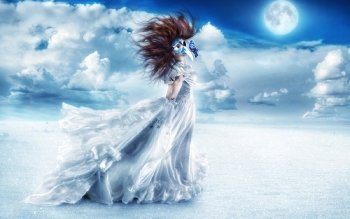 Fantasy - Women Wallpapers and Backgrounds ID : 445996