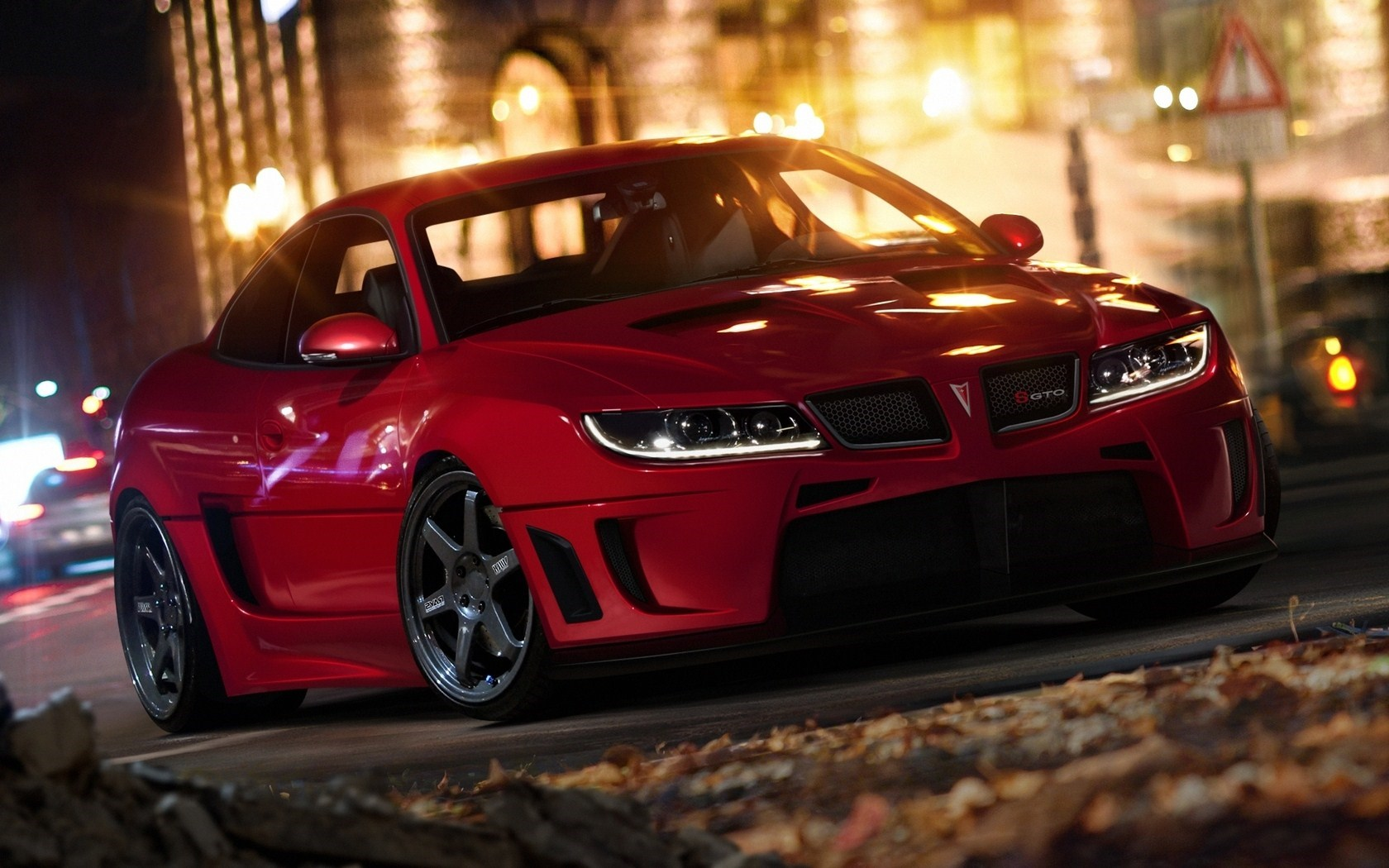 Pontiac GTO Wallpaper and Background Image | 1680x1050 ...