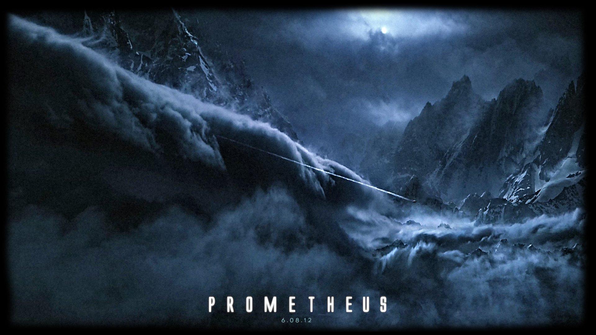Prometheus Fondo De Pantalla Hd Fondo De Escritorio