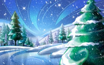 Artistic - Winter Wallpapers and Backgrounds ID : 446268