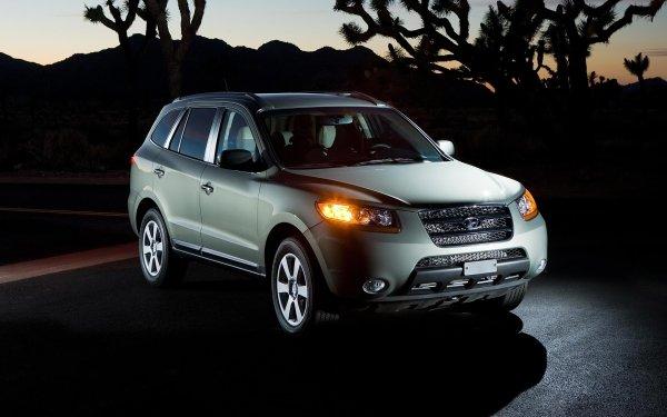 Vehicles Hyundai Santa Fe Hyundai HD Wallpaper | Background Image